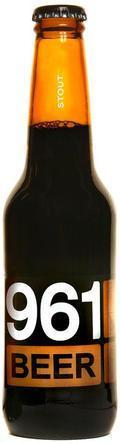 961 Beer - Brewmaster's Select 02 - Lebanese Imperial Stout
