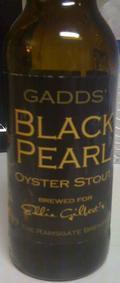 Gadds Black Pearl Oyster Stout
