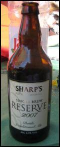 Sharps Single Brew Reserve (-2009)