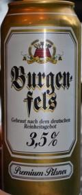 Harboe Burgenfels Premium Pilsner