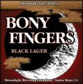 Moonlight Bony Fingers Black Lager