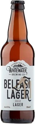 Whitewater Belfast Lager