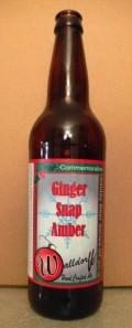 Walldorff Ginger Snap Amber