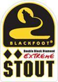 Blackfoot River Double Black Diamond Extreme Stout