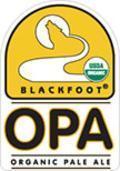 Blackfoot River Gold (Organic Pale Ale)