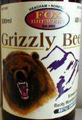 Fox Grizzly Beer