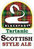 Blackfoot River Tartanic Strong Scottish Ale