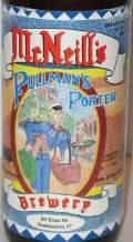McNeill's Pullmans Porter