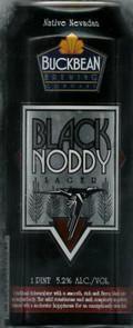 Buckbean Black Noddy Lager