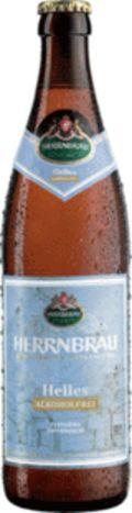 Herrnbräu Helles Alkoholfrei
