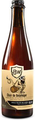 Broadway Pub Elixir de Belphegor Barley Wine