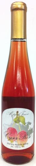 ÆppelTreow Cyser Rosé Honey - Apple Wine