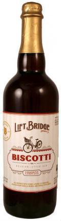 Lift Bridge Belgian Biscotti