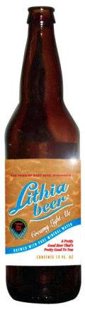 West Bend Lithia Beer
