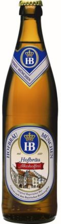 Hofbräu München Alkoholfrei