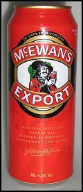 McEwan's Export