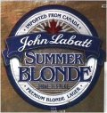 John Labatt Summer Blonde
