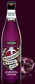 Amsterdam Pomegranate Wheat