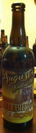 Augusta Farmhouse Witbier