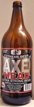 Axe Head Malt Liquor