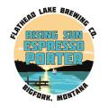 Flathead Lake Rising Sun Espresso Porter