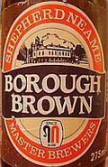 Shepherd Neame Borough Brown