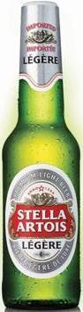 Stella Artois 4% / Légère
