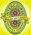 Intercourse Mount Joy Light Pilsner