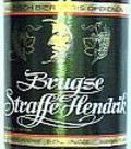 De Halve Maan Brugse Straffe Hendrik Blond