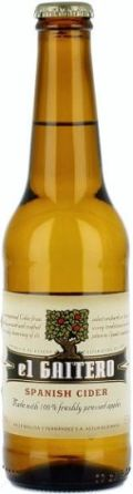 El Gaitero Spanish Cider (Sidra Pure Apple)