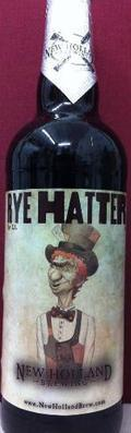 New Holland Rye Hatter