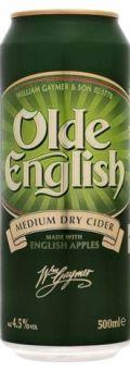 Gaymers Olde English Cyder
