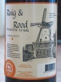 De Molen Ruig & Rood (Rough & Red)