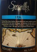 Aldi Specially Selected I.P.A.