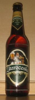 Staročesko Výčapné Pivo 10°