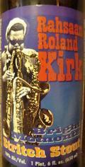 Angel City Rahsaan Roland Kirk Stritch Imperial Stout
