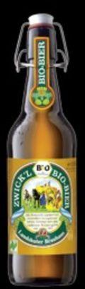 Landshuter Zwick'l Bio Bier