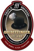 Triple fff Goldfffinger