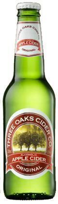 Three Oaks Original Cider