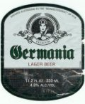 Germania Lager Beer