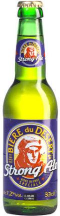 Gayant Bière du Désert Strong Ale (7.2% Blonde)