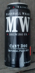 Marshall Wharf Cant Dog Imperial Pale Ale