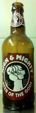 Ridgeway Paper City High & Mighty Beer of the Gods