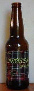 Au Maître Brasseur LIndécente Scotch Ale