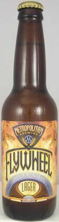 Metropolitan Flywheel Bright Lager
