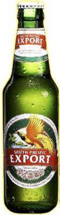 South Pacific Export Lager