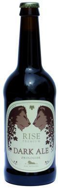 Rise Premium Dark Ale  Økologisk