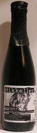Mikkeller X Imperial Stout Calvados Barrel Aged