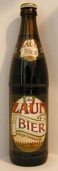 Zaun-Bier
