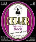 Celler Bekenner-Bock